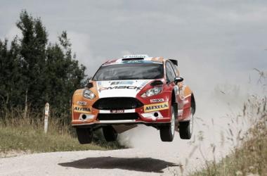 Ott Tanak / R. Molder (Ford Fiesta R5) (foto:DMack Tyres)