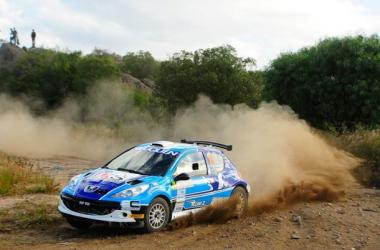 El Rally Argentino al ritmo mundial
