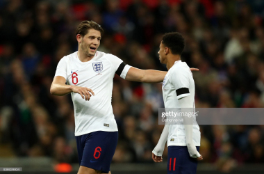 Which Burnley players could be in line for an England call-up?