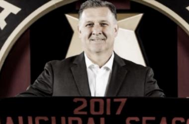 Primer técnico de la historia del Atlanta United. Foto: Vía Rosario