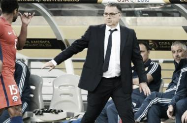 El Tata, conforme (Foto: Goal).