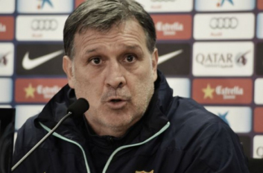 "Tata Martino: ""Mi etapa en el Barça fue un fracaso total"""