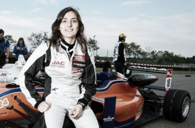 Tatiana Calderón correrá la final de la FIA F3