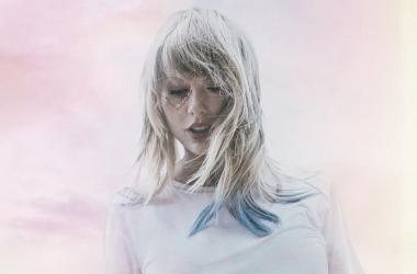 """Portada de """"Lover"""", último álbum de Taylor Swift / Facebook Oficial Taylor Swift"""