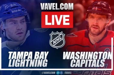Highlights and goals: Tampa Bay Lightning 2-1 Washington Capitals in NHL 2020-21