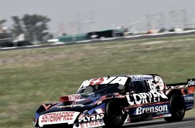 TC: Seis de seis para Matías Rossi: Foto: Clarín
