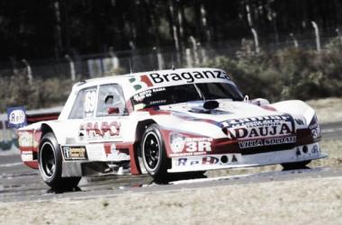 El Ford del Catalán Magni Motorsport de gran protagonismo el fin de semana   Foto: ACTC.