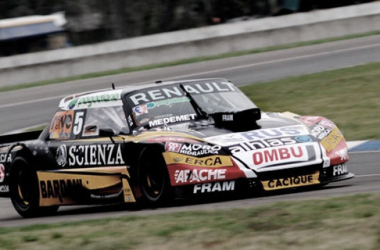 TC: Facundo Ardusso fue paciente y se adueñó de la pole position