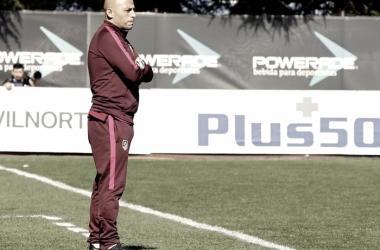 Ángel Villacampa / Foto: Alberto Molina - Club Atlético de Madrid