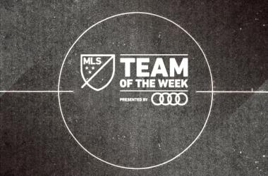Once de la Semana. Fuente: MLS Soccer