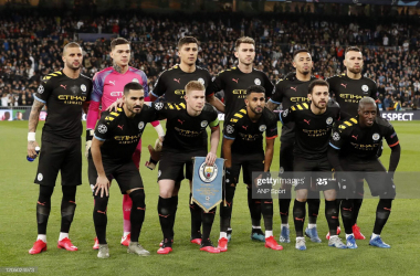 How Manchester City could line-up against Real Madrid