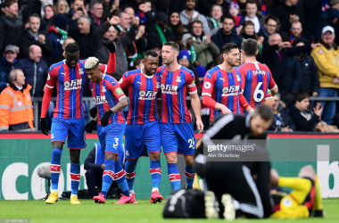 How Palace have gone from relegation candidates to flirting with a European place