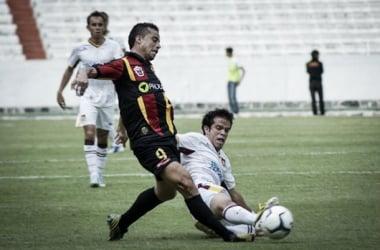 Danilo Carando y Diego Campos, motivados antes de enfrentar a Mérida