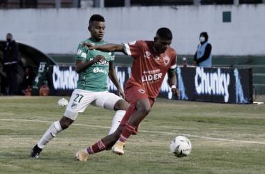 Anémico triunfo dejó al Deportivo Cali en lo más alto de la Liga BetPlay