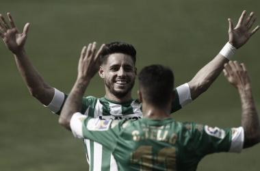 Tello y Álex Moreno, en el once ideal de Mundo Deportivo de la jornada 8