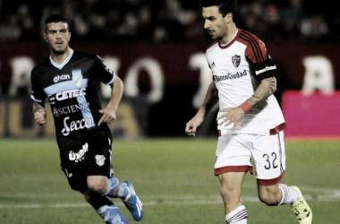 Igualdad sin goles en el último encuentro jugado entre ambos. Foto: Télam