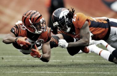 Fueron más efectivos al ataque los Bengals | Foto: Cincinnati Bengals