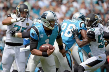 Josh Norman Pick-Six Proves Costly As Jacksonville Jaguars Fall To Carolina Panthers 20-9