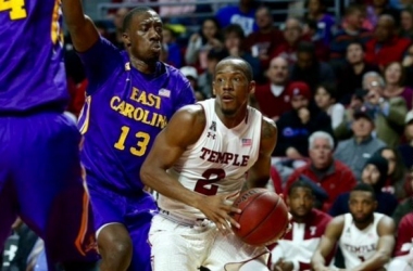 Temple Cruises Past East Carolina For Seventh Straight Win
