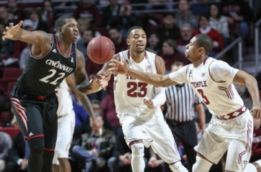 Temple Gets Sixth Straight Win Under Strong Defense