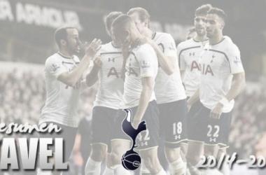 Tottenham 2014/15: reconstruyendo la ilusión y la ambición