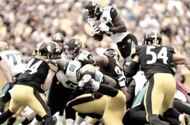 Pittsburgh Steeles vs Jacksonville Jaguars semana 5 NFL   Foto Jacksonville Jaguars