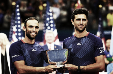 Cabal y Farah titulo US Open. Foto: Reuters