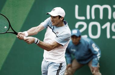 Facundo Bagnis, la nueva carta de Argentina para la Copa Davis ante Colombia