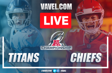 Highlights and Touchdowns: Tennessee Titans 24-35 Kansas City Chiefs, 2020 NFL AFC Championship