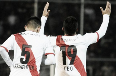 ¿Se quedan? Foto: River Plate.