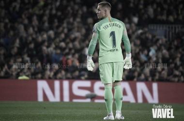 Ter Stegen en Champions League | Foto: VAVEL