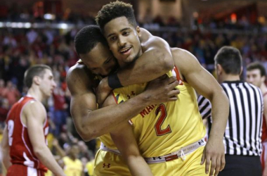 Maryland Takes Down Wisconsin