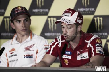 MotoGP - Gran Premio di Spagna, libere 1 a Dovizioso