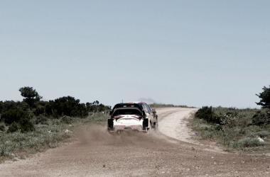 Toyota en su jornada de test en Alemania | Foto: Toyota Gazoo Racing