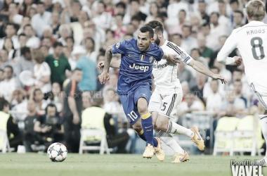 Tévez frente al Real Madrid - Fotografía: Dani Mullor (VAVEL.com)