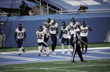 Passeio de Houston e atropelo de Washington: os jogos do Thanksgiving da NFL