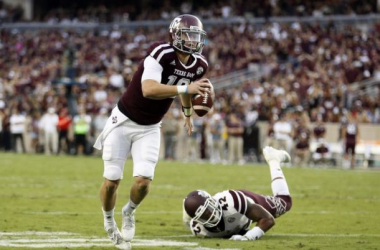 Texas A&M Aggies Send Mississippi State Bulldogs Packing In 30-17 Victory