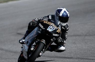 Moto3: Escocês John McPhee fica com a pole em Valência