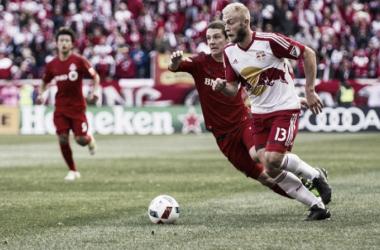 Summary Toronto FC 3-3 New York Red Bulls in 2016 MLS