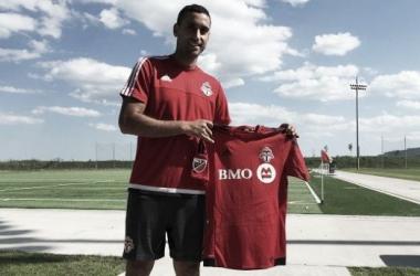 Toronto FC Add Defensive Depth With Signing Of Moroccan International Ahmed Kantari