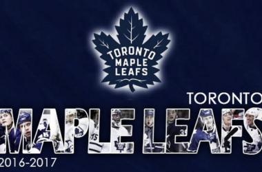 Toronto Maple Leafs 2016/17