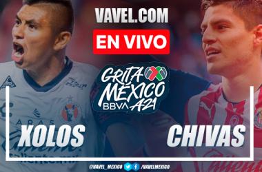Resumen: Xolos Tijuana 0-0 Chivas por Liga MX 2021