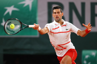French Open: Novak Djokovic crushes Mikael Ymer