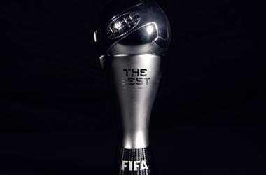 Prêmio de melhor do mundo da Fifa (Fonte: Divulgação/Fifa)