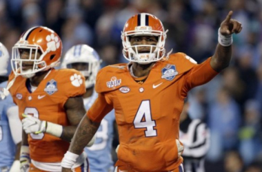 Clemson, Alabama, Michigan State, Oklahoma Headed To Second-Annual College Football Playoff