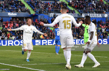 Real Madrid v Getafe preview: Can Los Blancos' extend their lead at the top?