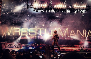 The Rock is expected at WrestleMania 33. Photo- WWE.com