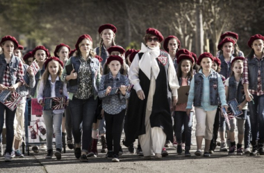Melissa McCarthy portagoniza 'The Boss'. Foto (sin efecto): Coming Soon.