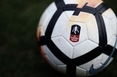 Foto: The Emirates FA Cup.