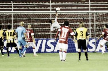 Inter estreia na Libertadores fora de casa diante do The Strongest